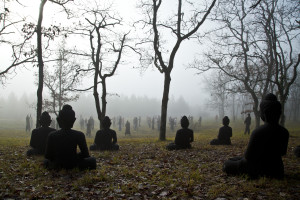 42.-Practising-mindful-movements-on-the-Buddha-Hill-in-Plum-Village