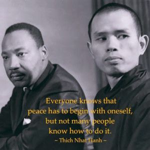 mlk with ven. thich nhat hanh, peace activists tumblr_majvz3FOt21rq6k5yo1_500